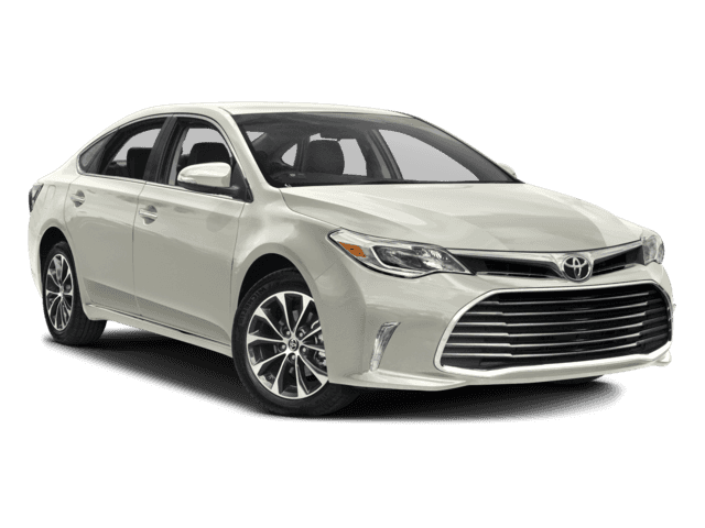 New 2017 Toyota Avalon XLE FWD 4D Sedan